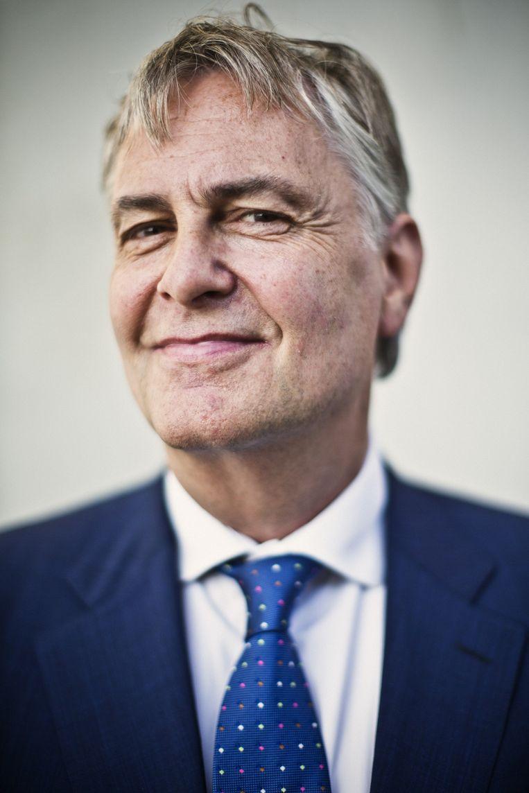 André Jurres. Beeld jonas lampens